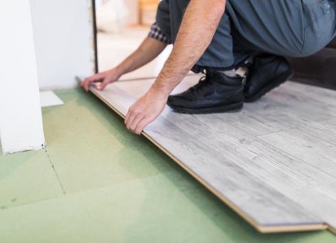 Cảm hứng gạch lát sàn từ thiên nhiên hiện đại