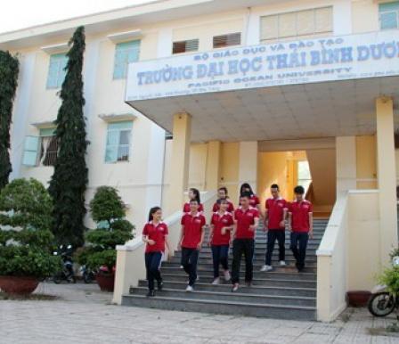 Trường ĐH Thái Bình Dương Đà Nẵng