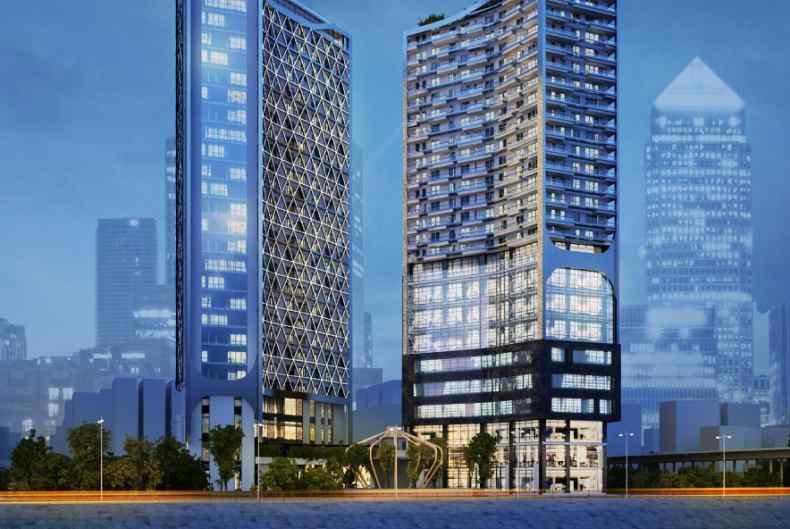 Căn hộ cao cấp Hilton Đà Nẵng
